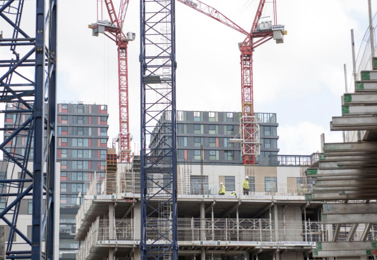 New 2021-25 Affordable Homes Programme will fund 30,000 new homes in London