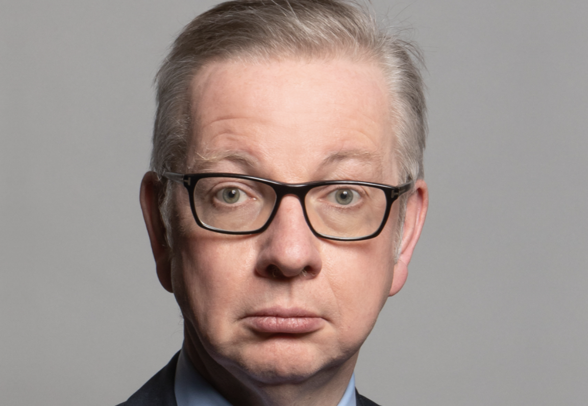 Gove is the 4th housing secretary since 2018