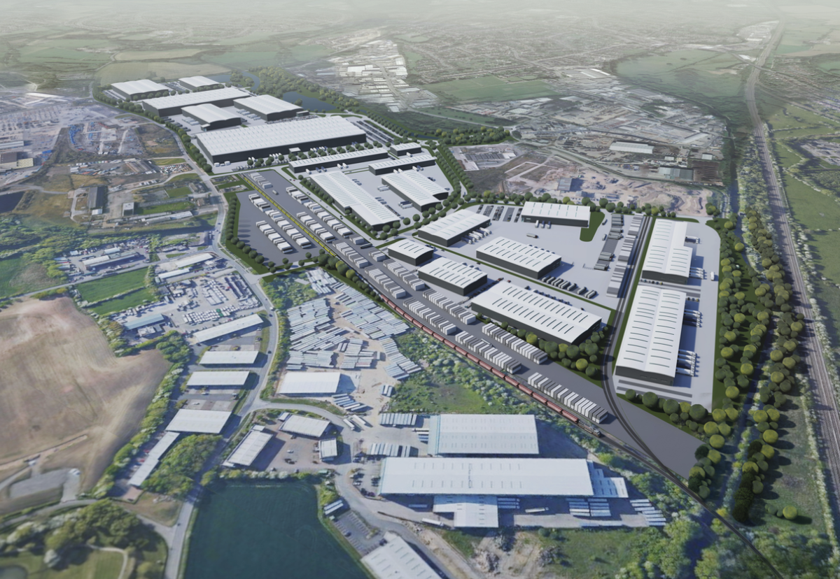 A hybrid planning application for the comprehensive redevelopment of the site will be submitted shortly