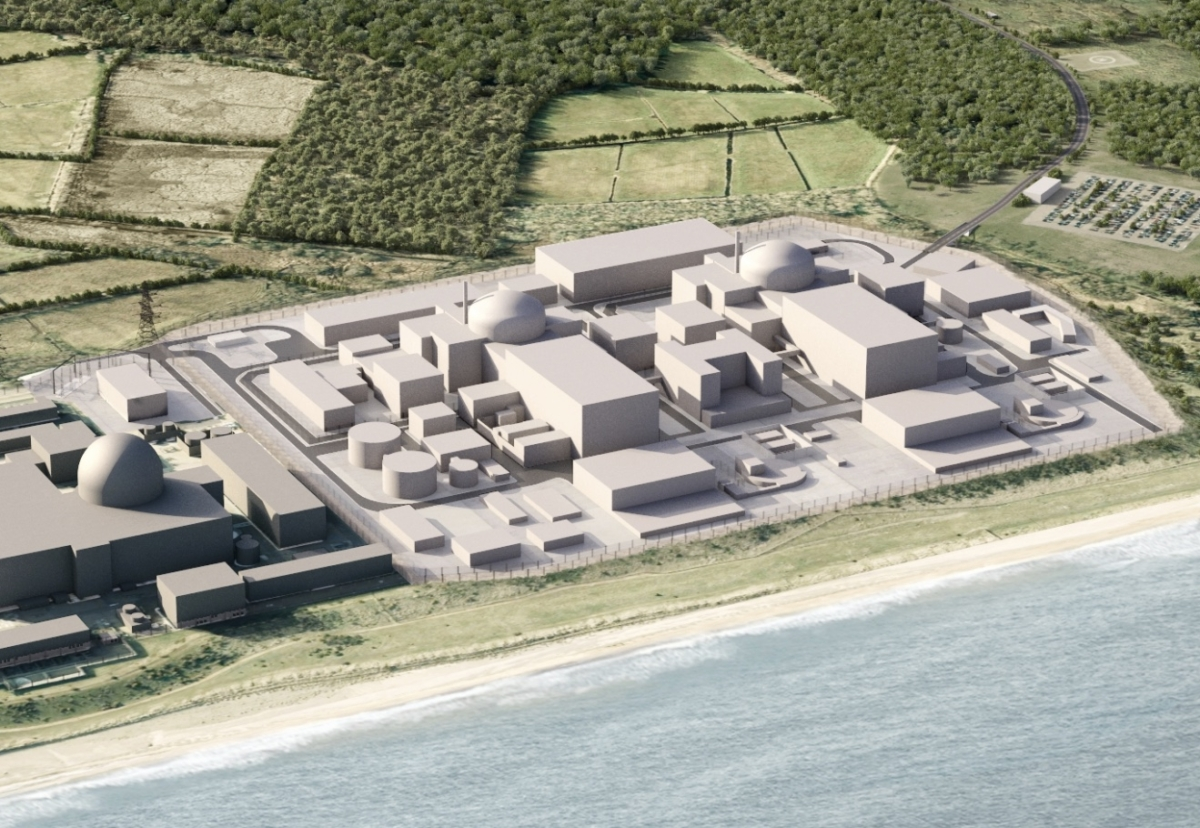 Sizewell C will provide 3.2GW of always-on clean energy, enough to power 6 million homes.