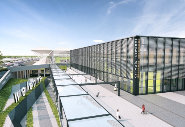 Mace lands £150m Stansted Airport terminal | Construction