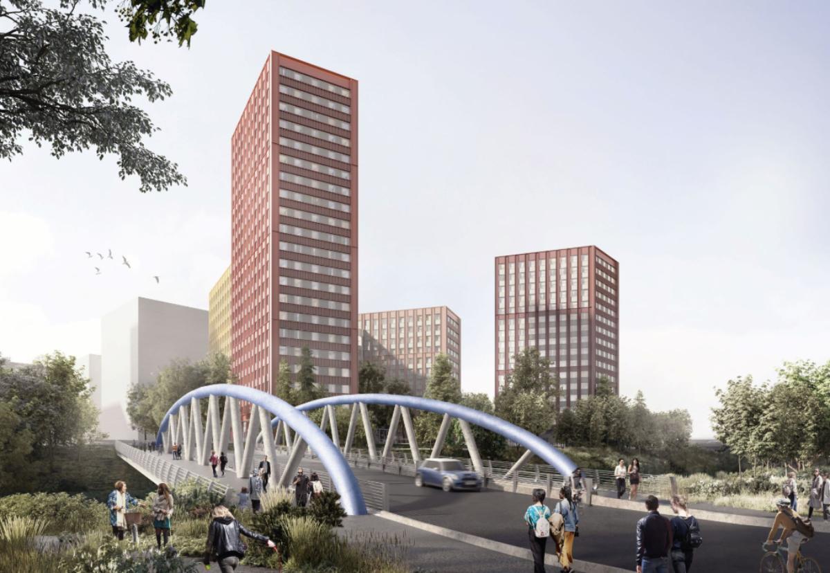 Buildings designed by Feilden Clegg Bradley Architects