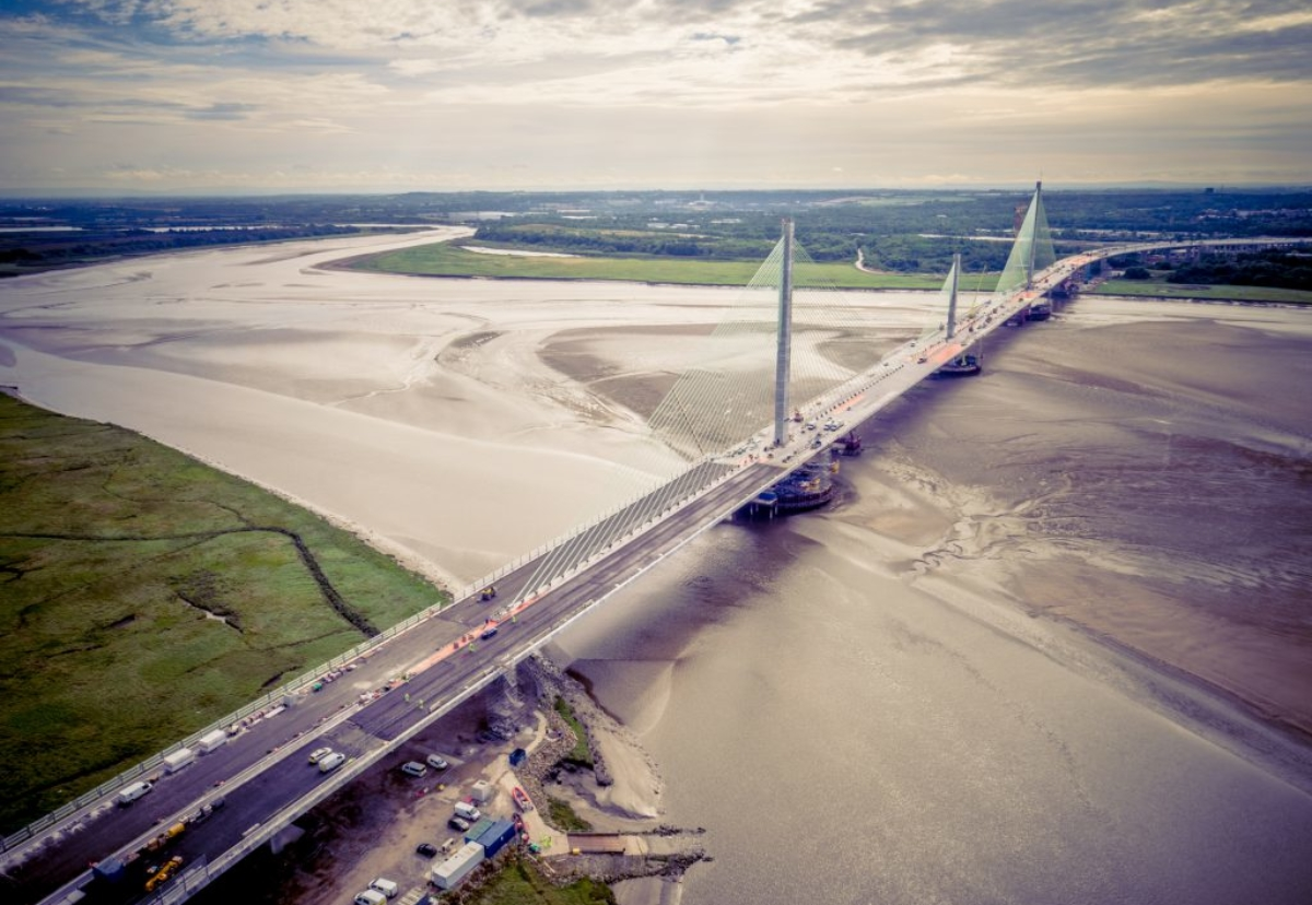 Mersey Gateway Bridge set to open early