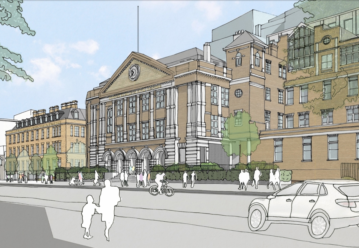 Former Royal London Hospital to be converted into new town hall
