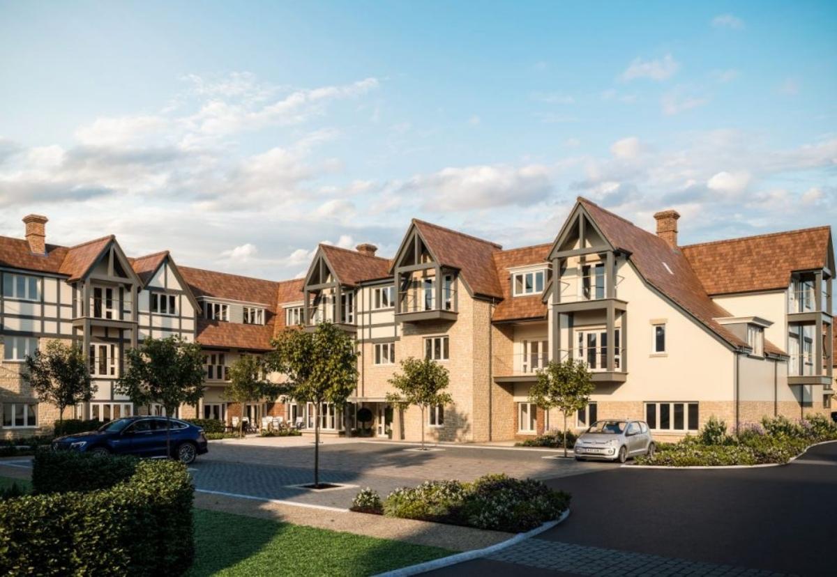 Willmott Dixon bags first net-zero carbon retirement village