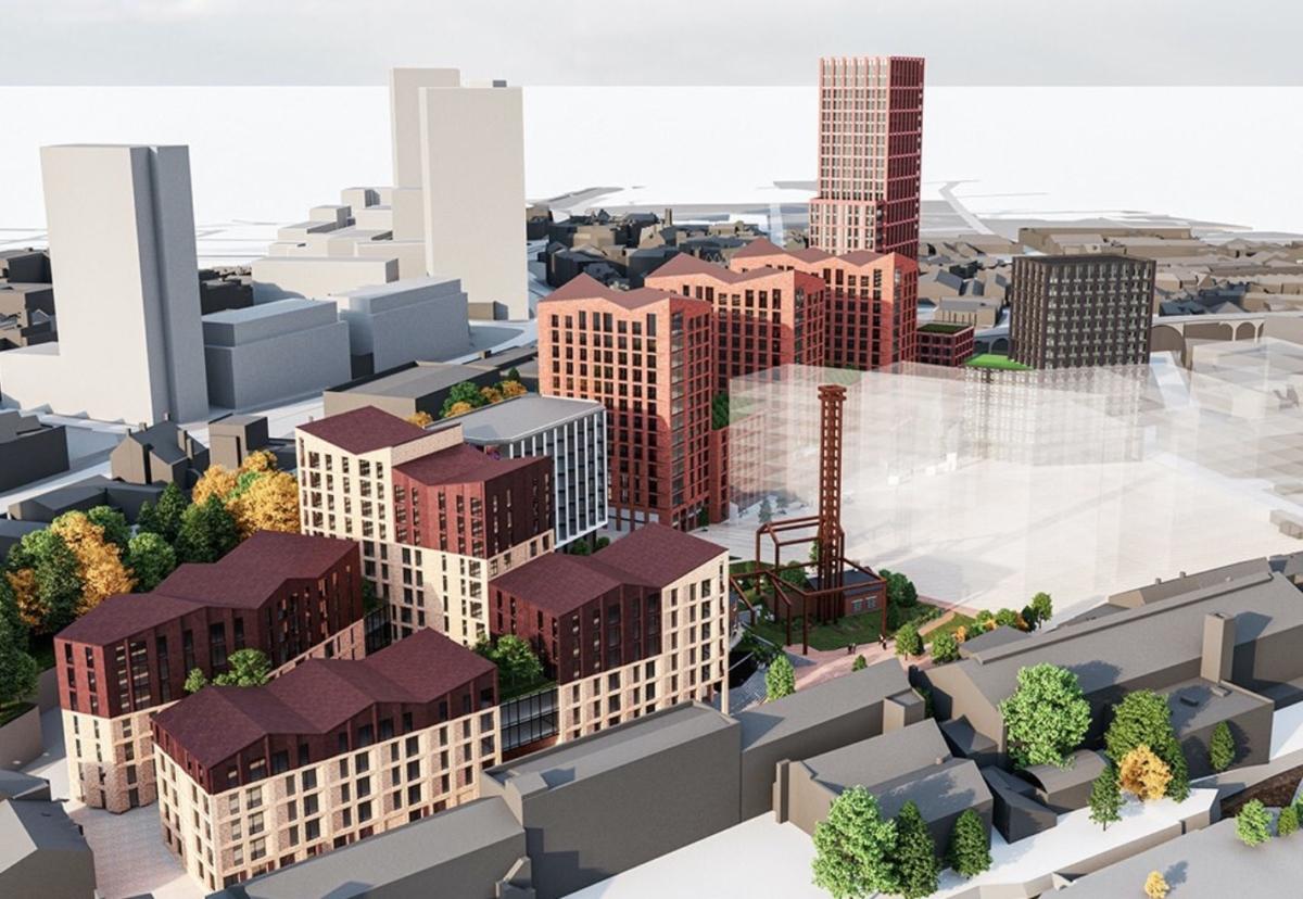 Upper Trinity Street scheme planned for Digbeth