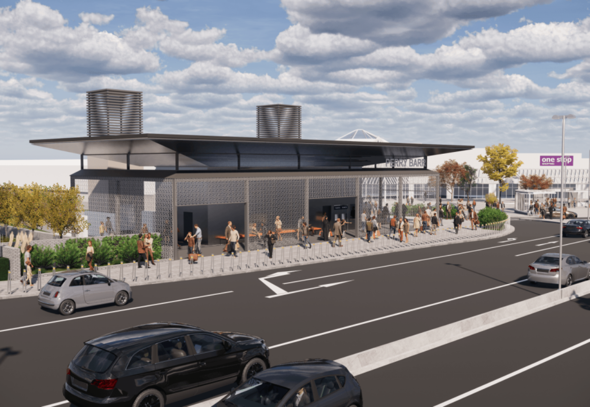 Replacement station will feature new lighting, CCTV coverage, accessible toilets, covered waiting areas, lifts to the platforms and a drop-off area for taxis