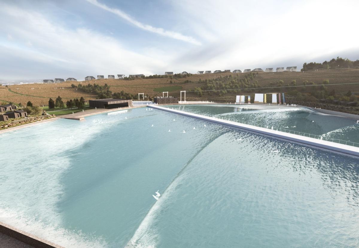 Craigpark Quarry surf park plan