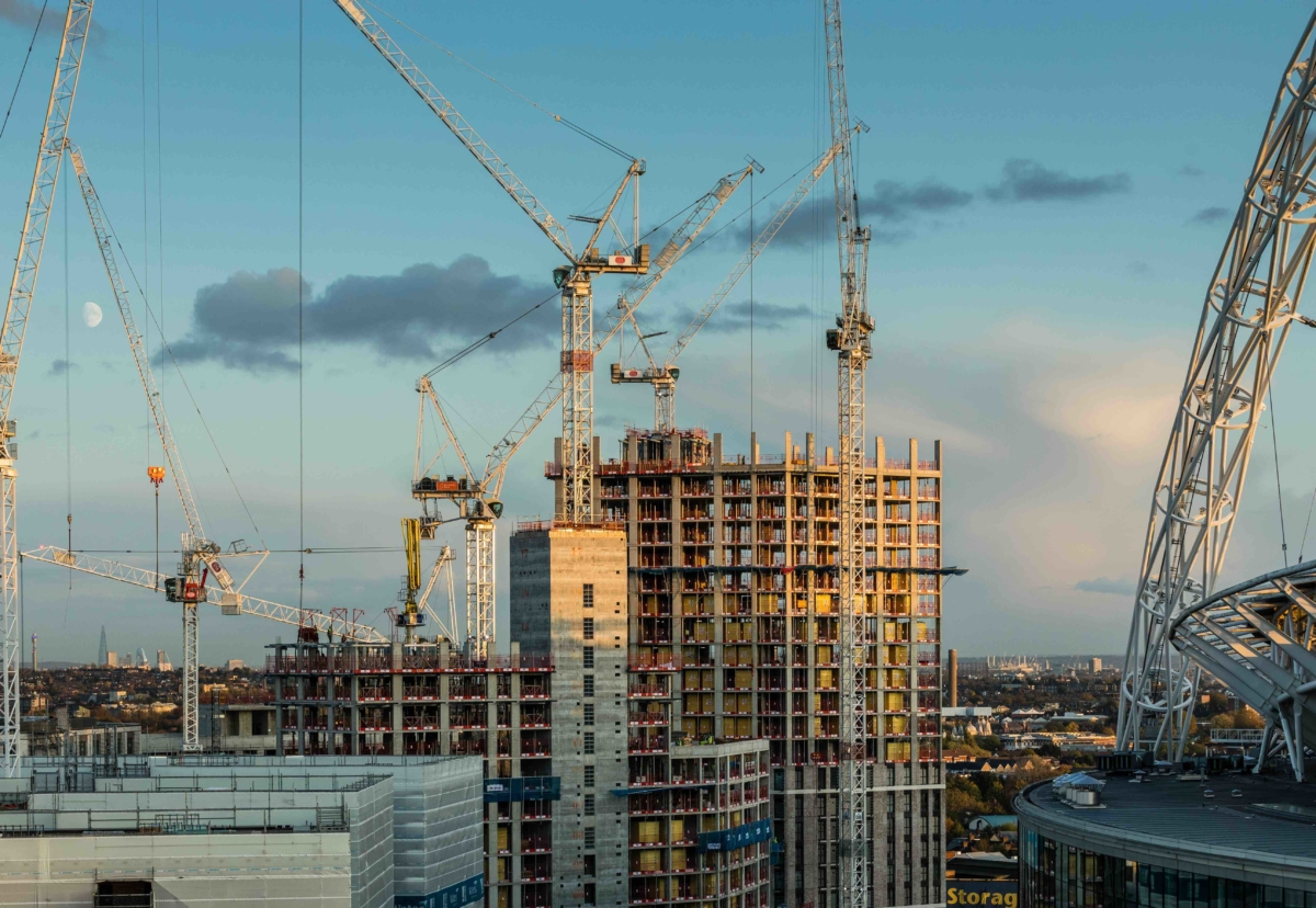 Residential activity leads ways as all sectors of construction swing back into growth