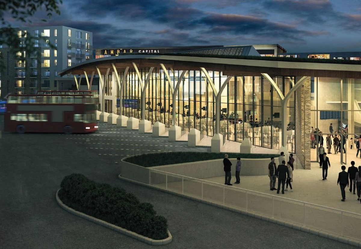 New interchange to be built on site of existing bus station