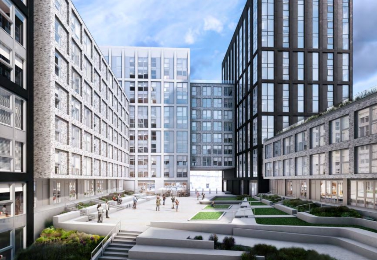 Holland Park scheme to be built at Pitt Street