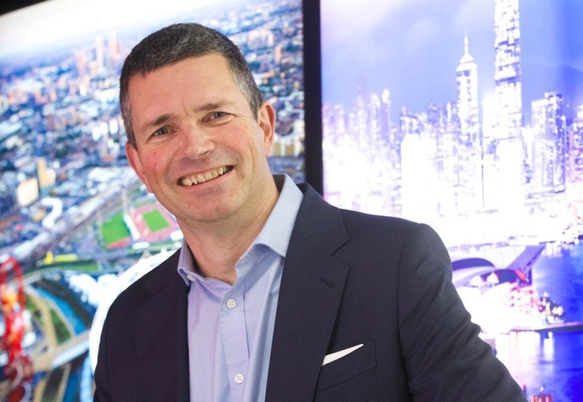 Andrew Wyllie has overseen a period of rapid change at Costain
