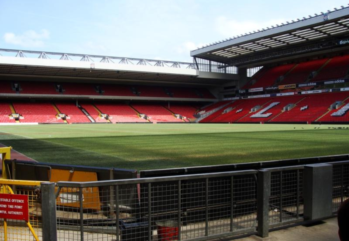 Reds raise ambitions for new Anfield Road stand