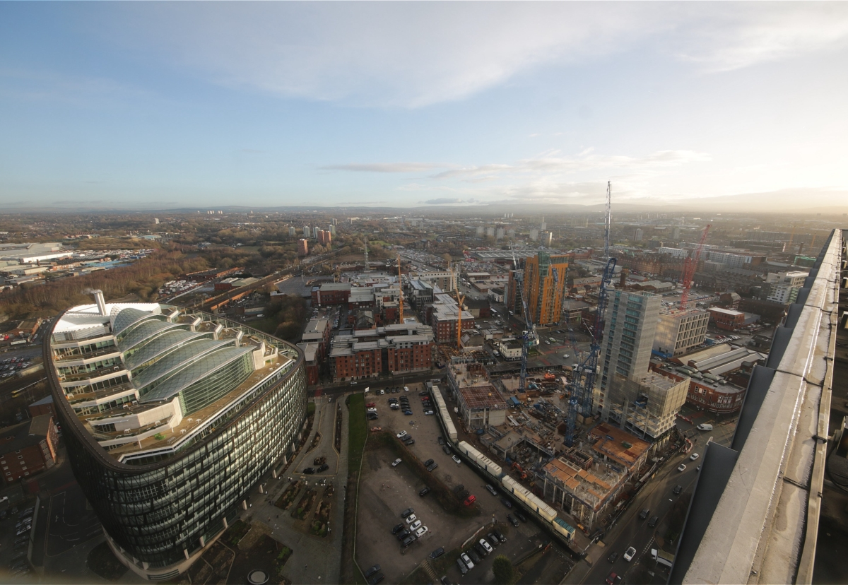 Caddick Takes Over From Carillion On  U00a3154m Resi Tower