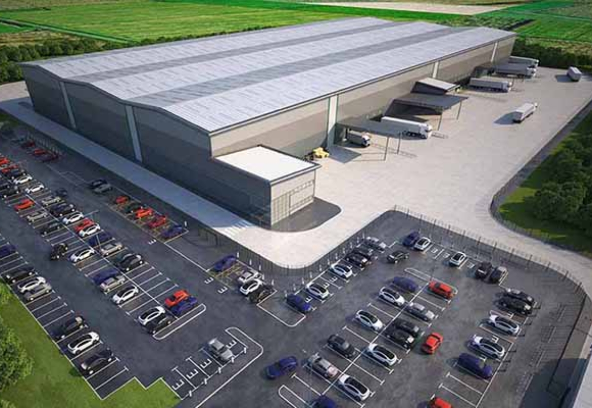 Boot bought Welwyn Garden site from National Grid this month for a £20m warehouse scheme