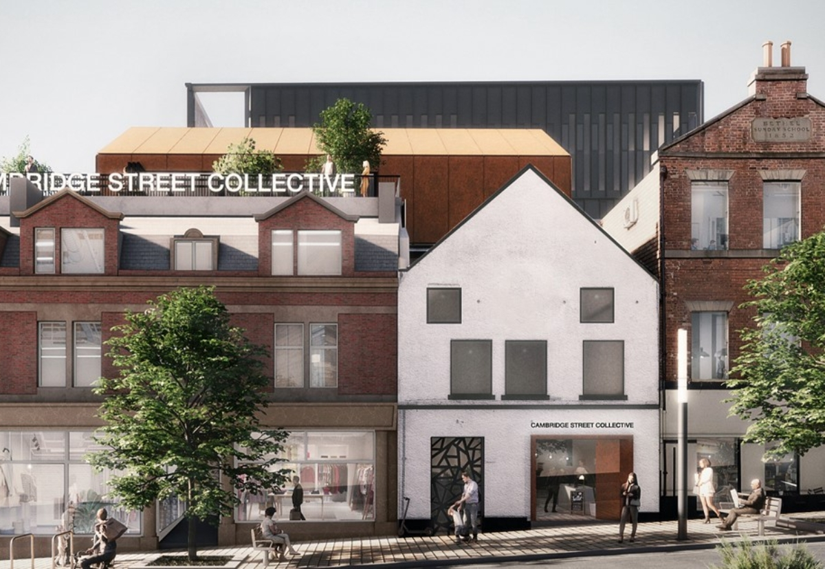 Boot starts two Sheffield building jobs