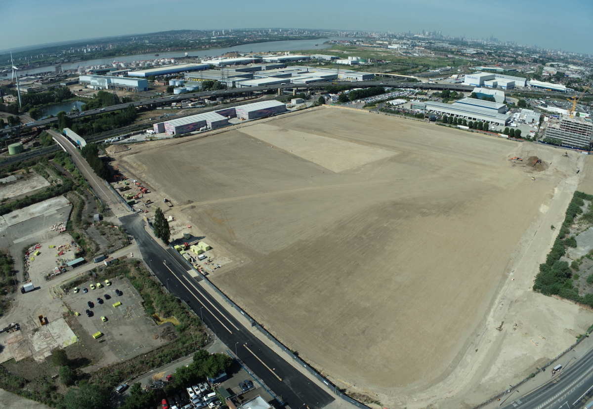 Funding deal for Ford Dagenham site new neighbourhood