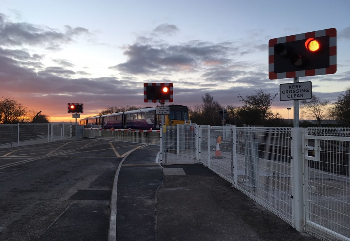 First of three signalling related frameworks awarded