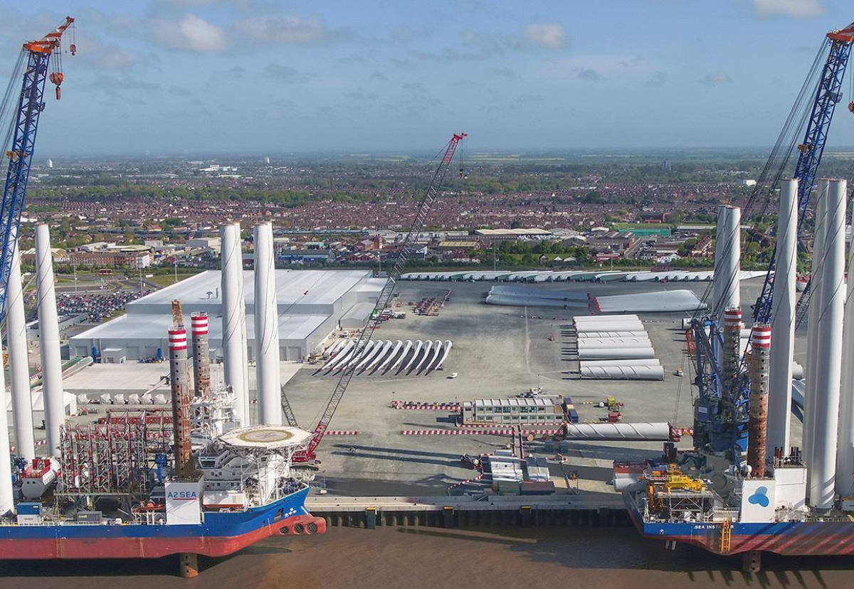 The Port of Hull, which has already refashioned itself as an offshore wind turbine manufacturing centre, could become a free port