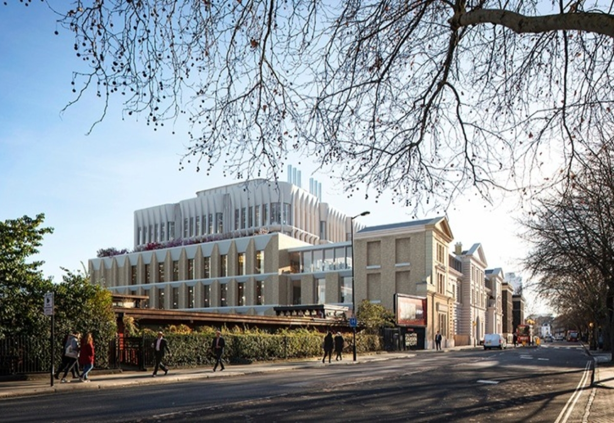 Hub building plan for the UK Dementia Research Institute and a new home for the UCL Queen Square Institute of Neurology