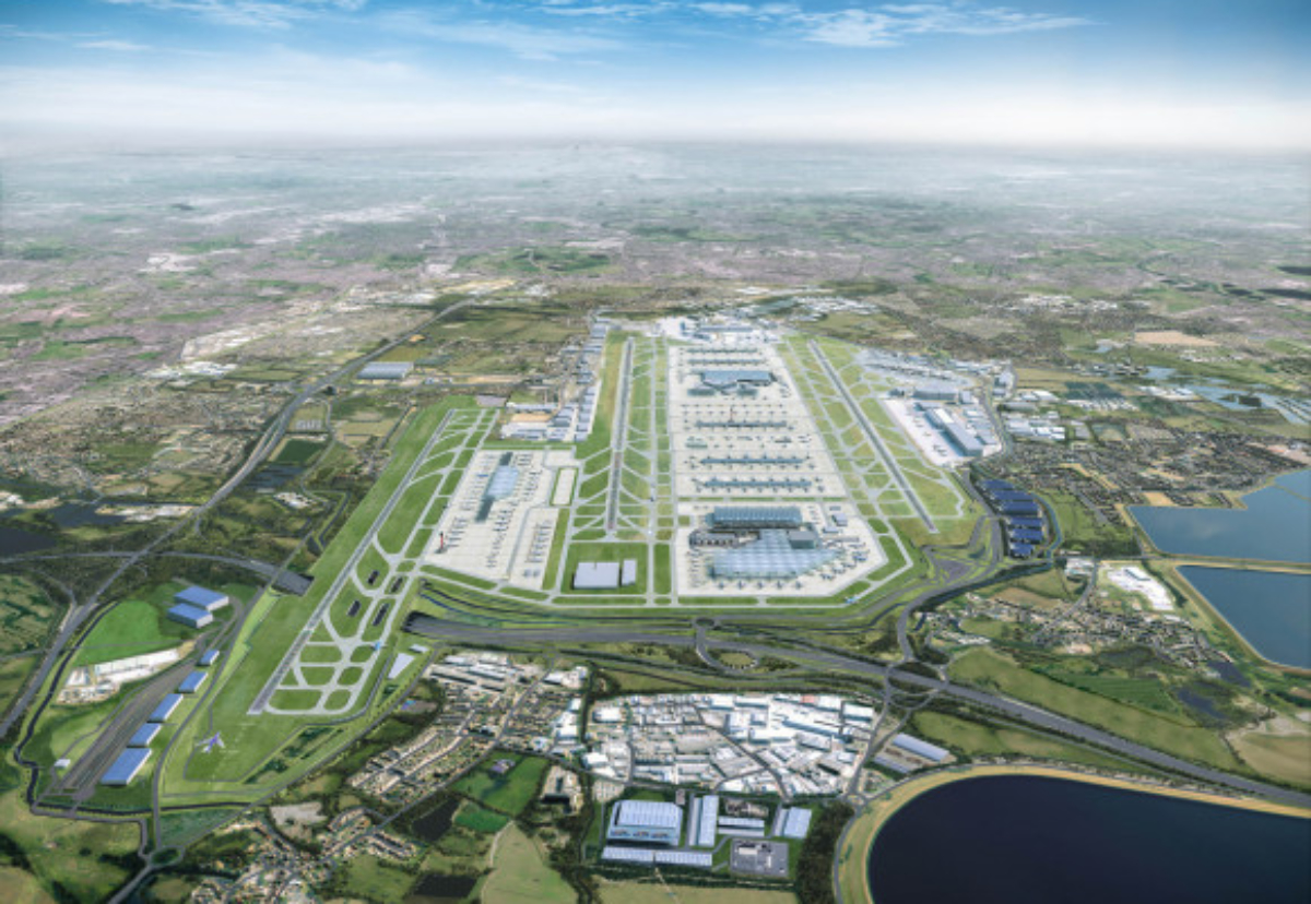 New Siemens system will enable real-time tracking of components needs to deliver three runway expansion