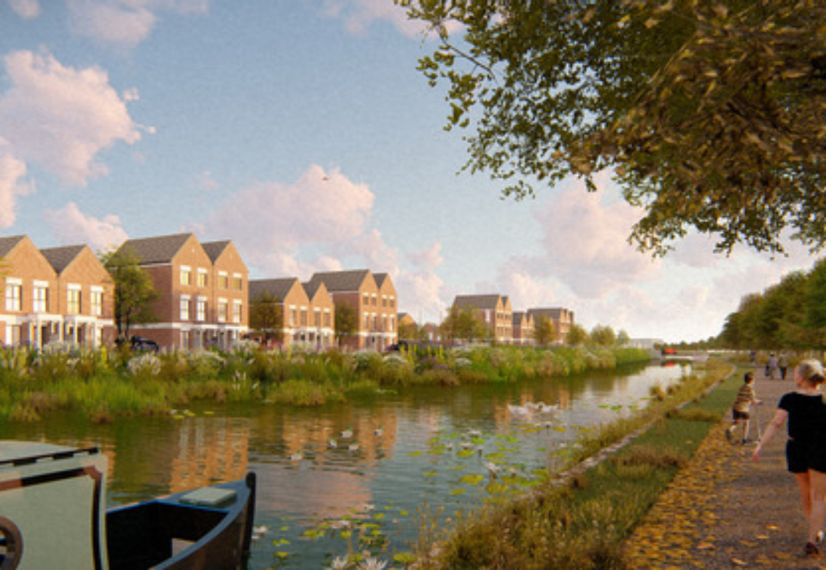 Acting as a full 'turnkey' developer, ilke Homes will manage the entire development process