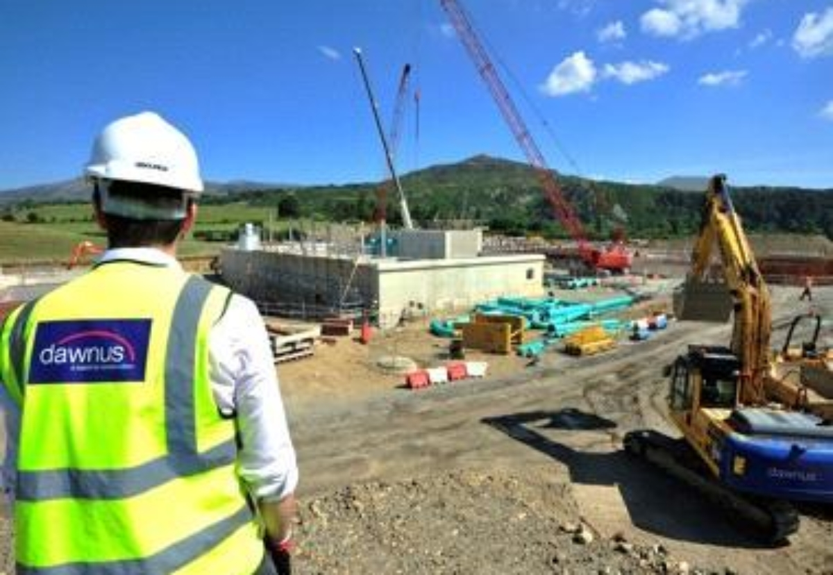 Dawnus plans to focus on securing larger civil engineering jobs in the UK