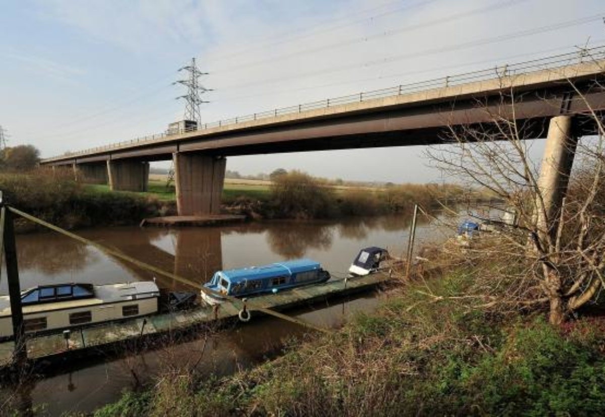 Carrington Bridge will be dualled to relieve congestion