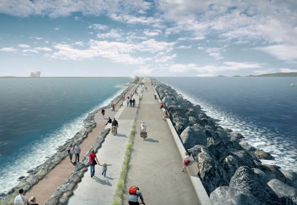 Swansea Bay tidal lagoon could act as a pilot for five more ambitious schemes