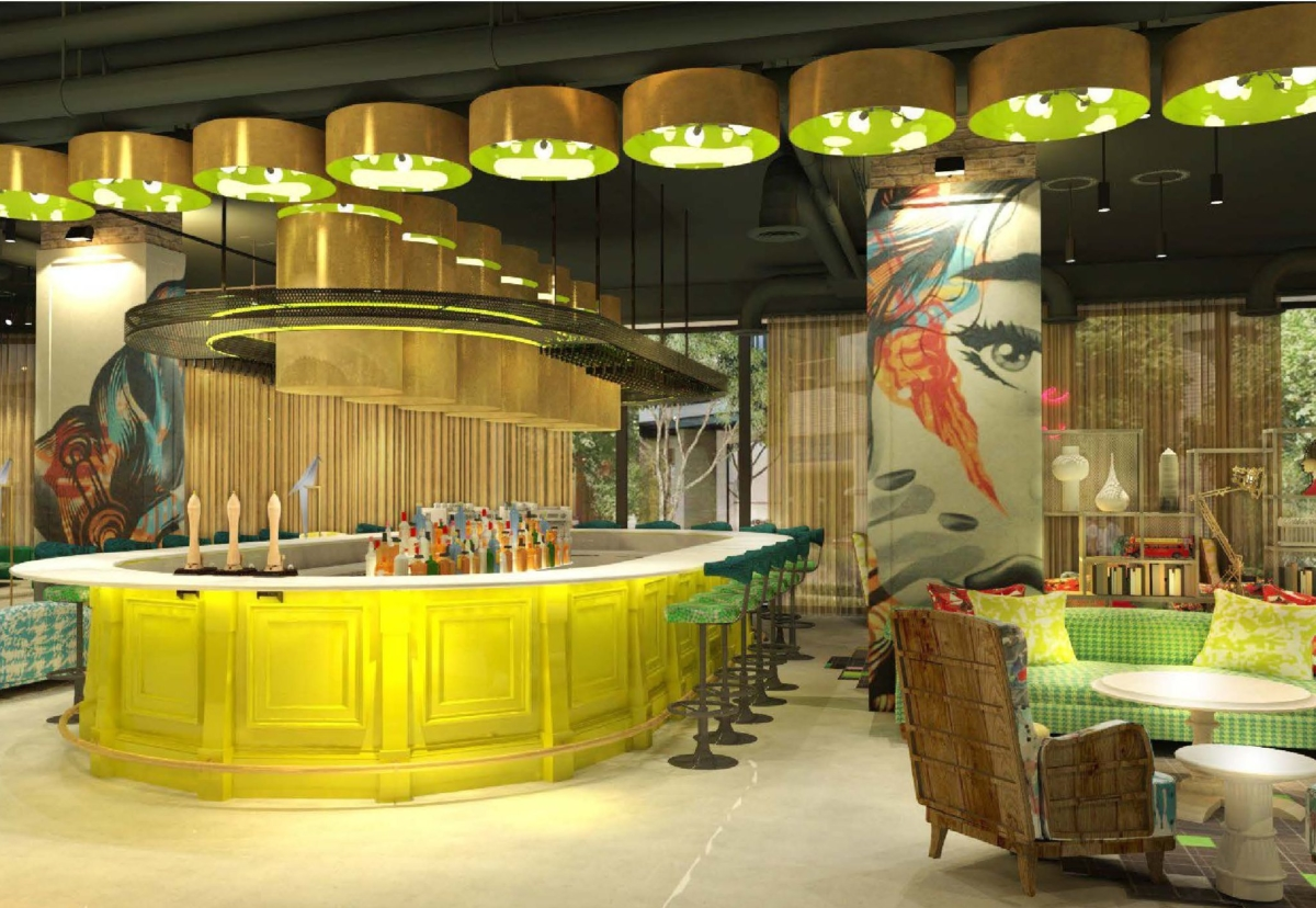 Willmott Dixon is overseeing a £19m fit out of the nhow hotel in Shoreditch