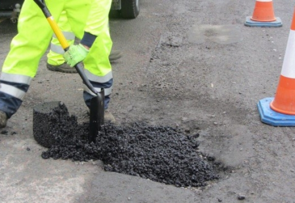 pothole highways maintenance