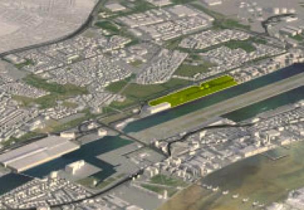 CGI image courtesy of scheme architects Farrells