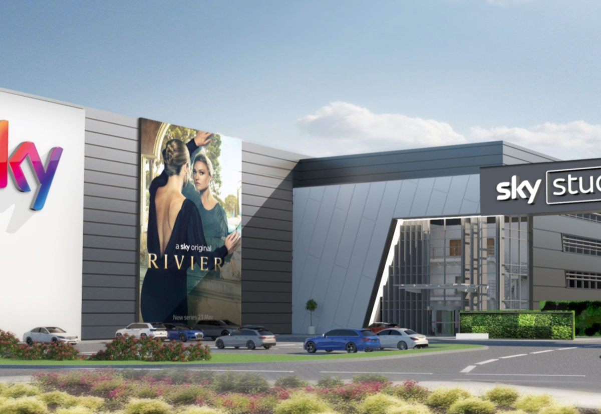 New Sky Studio complex planned for Elstree