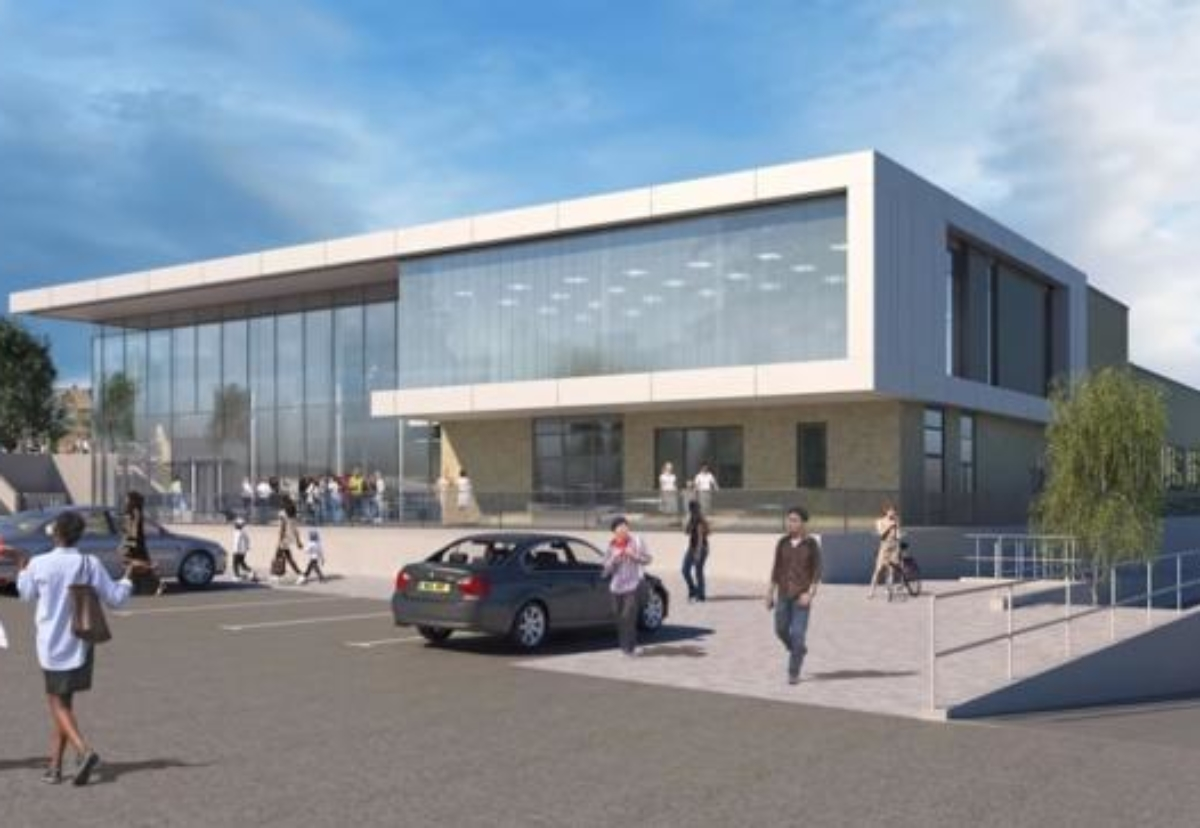 The Spen Valley leisure centre project has been procured through the YORbuild2 framework.