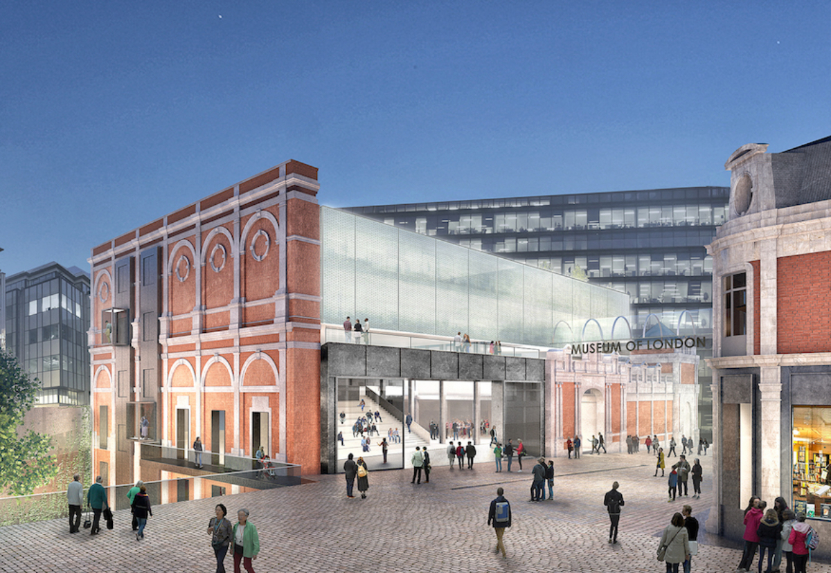 Architects Stanton Williams and Asif Khan will design the building