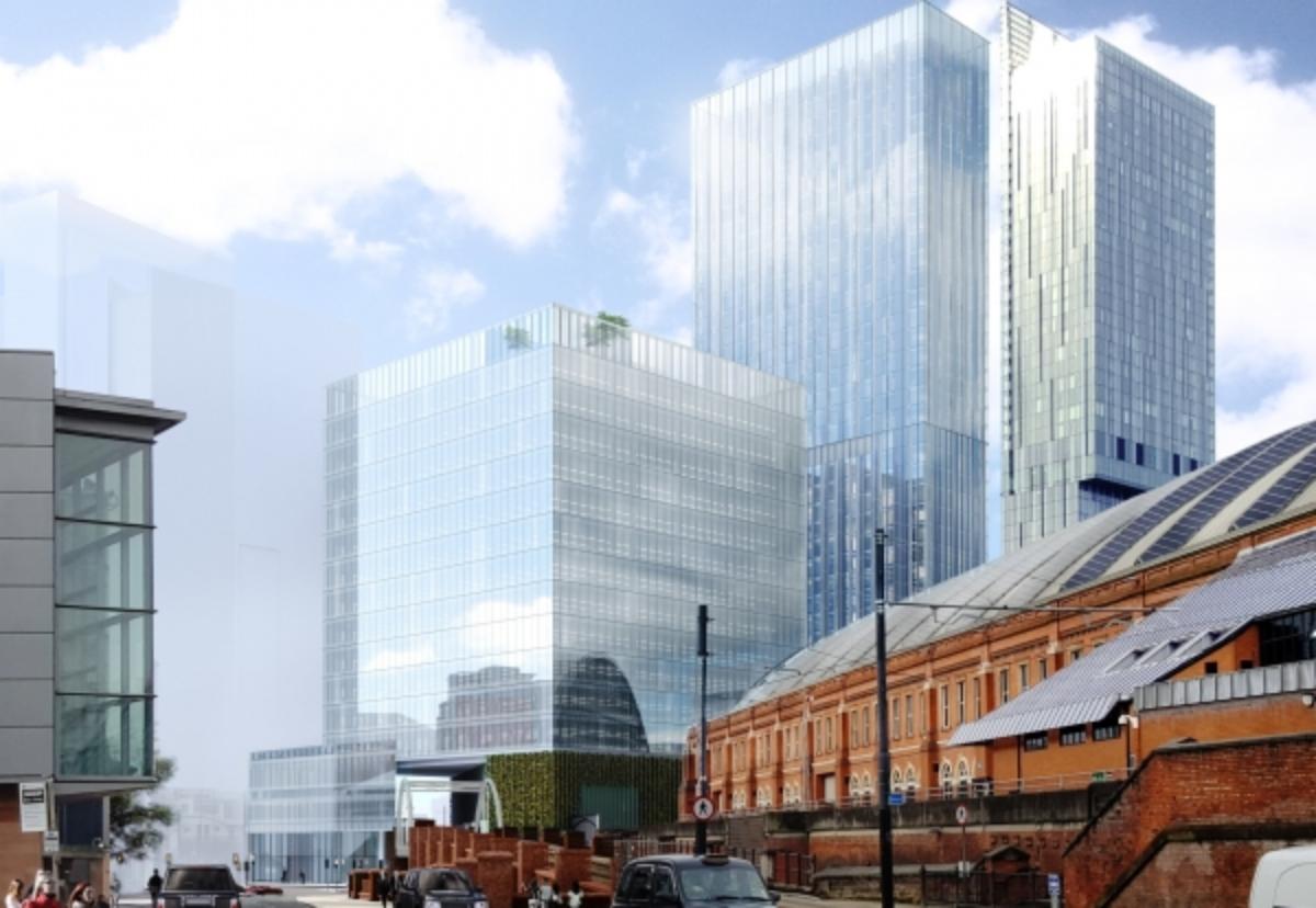 Ask's £300m Manchester Goods Yard scheme