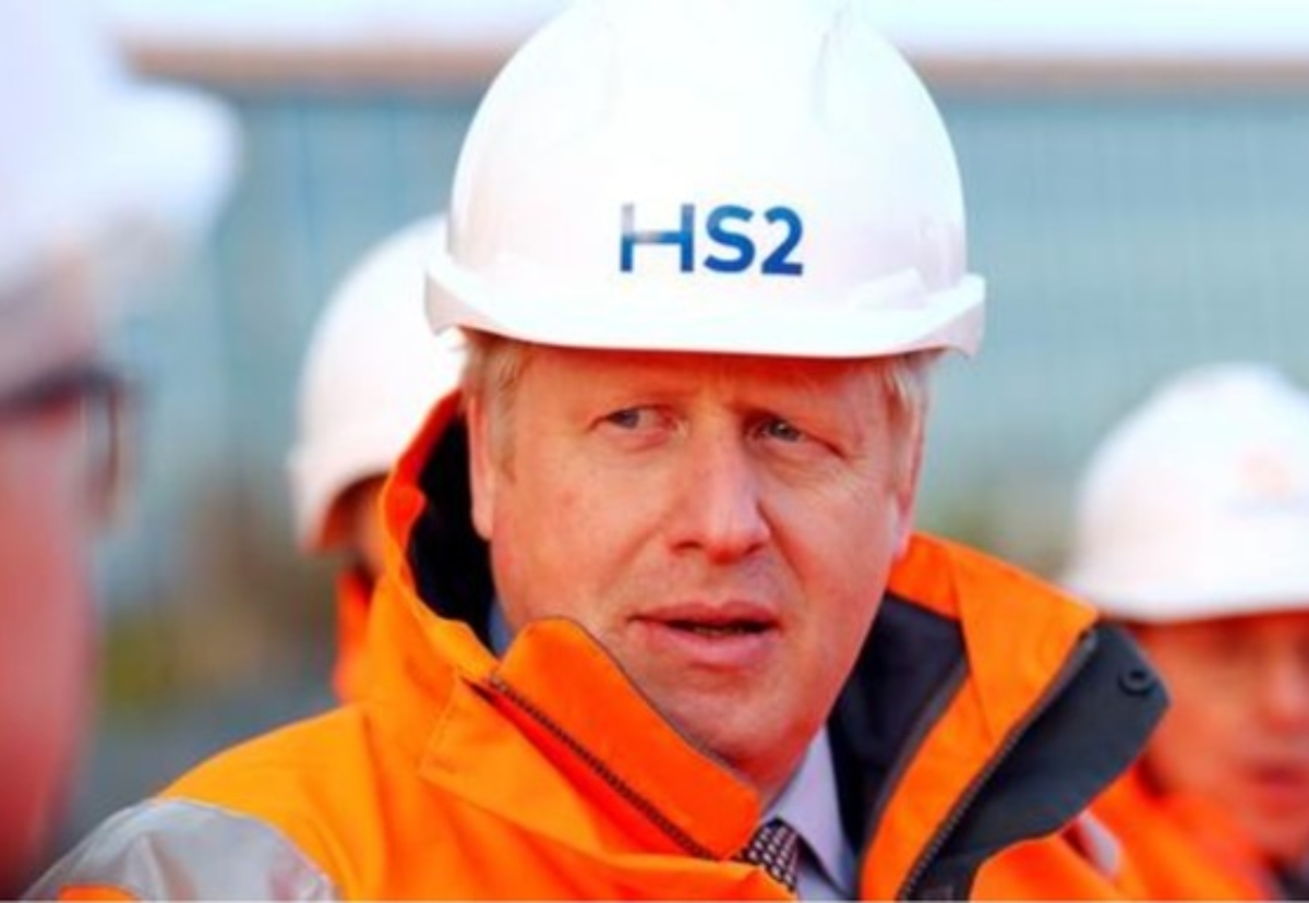 Johnson promises to 'build back better, build back greener, build back faster and to do that at the pace that the moment requires'