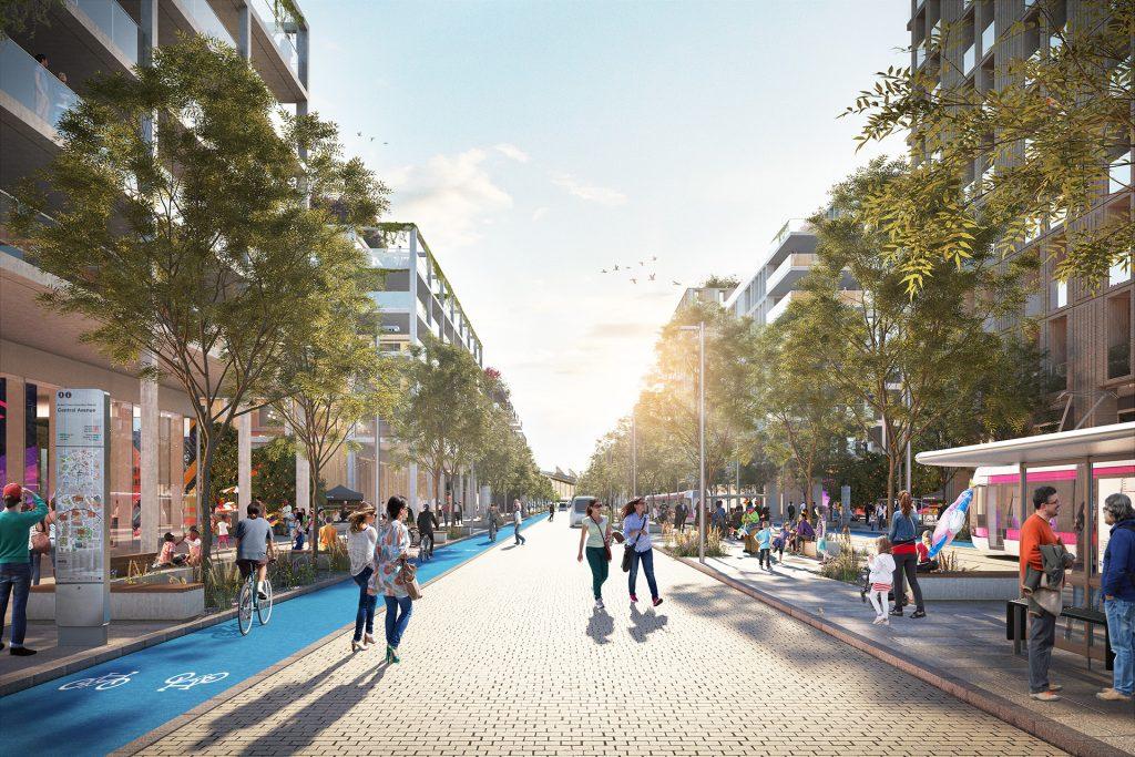 Canary Wharf submits 3.8m sq ft North Quay plan